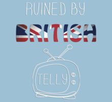 Ruined By British Telly Kids Clothes