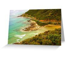 Great Ocean Road, Victoria Greeting Card