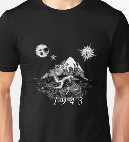 The Bicycle Day Unisex T-Shirt