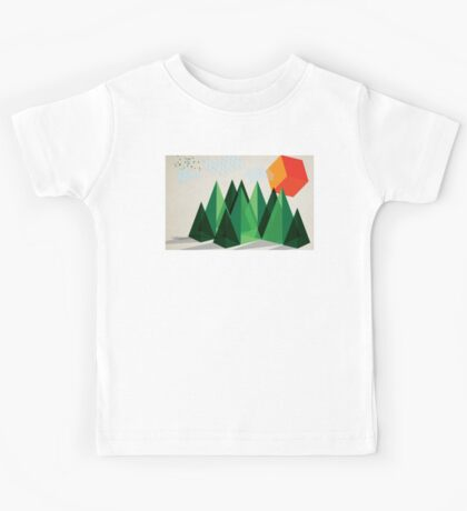 Geo-graphic Kids Tee