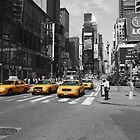 Times Square NYC by conorclear