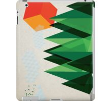 Geo-graphic iPad Case/Skin