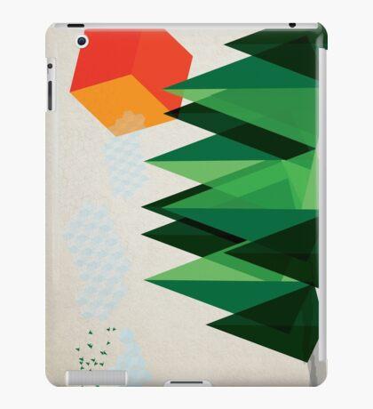 Geo-graphic iPad Case/Skin