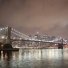 Brooklyn Bridge NYC by conorclear