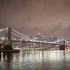 Brooklyn Bridge NYC by conorclear