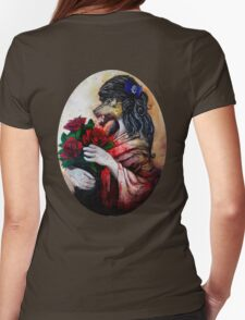 One passionate lover Womens Fitted T-Shirt