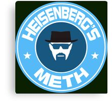 Heisenberg's Meth Canvas Print