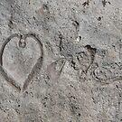 Heartstone Setting: Abrolhos Islands, Western Australia by linfranca