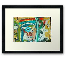Watchdog Framed Print
