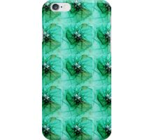 Green Leaves Pattern iPhone Case/Skin