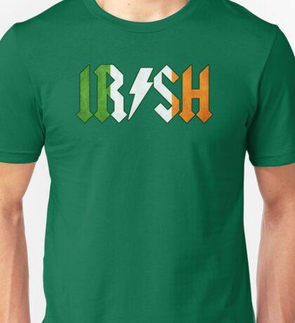 Irish - Rock On Unisex T-Shirt