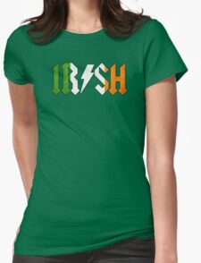 Irish - Rock On Womens Fitted T-Shirt