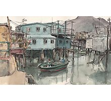 Tai O Photographic Print