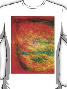 """Bipolar Side A"" by Chip Fatula T-Shirt"
