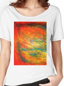 """Bipolar Side A"" Women's Relaxed Fit T-Shirt"