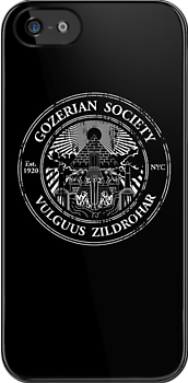 Gozerian Society by absinthetic