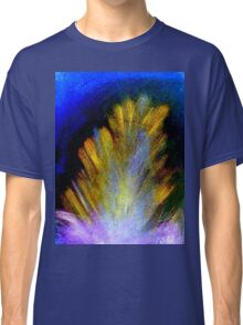 """Peacock Feather""  Classic T-Shirt"