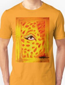 """Tiger Woman"" Unisex T-Shirt"