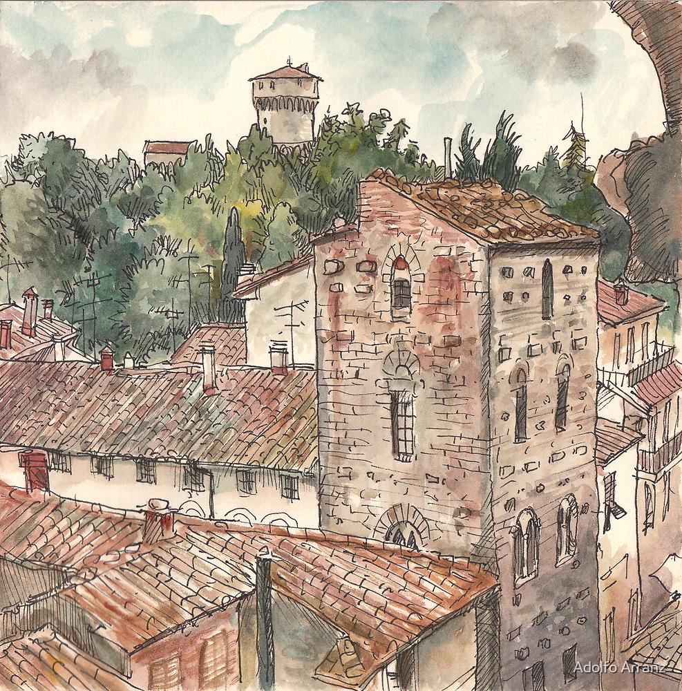 Volterra by Adolfo Arranz