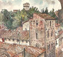 Volterra by Adolfo Arranz