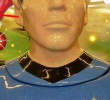 Twerking Spock? Sticker