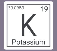 K- Potassium Element by yogibear2552