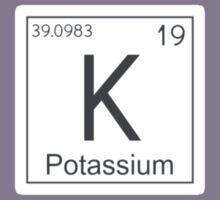 K- Potassium Element by yogibear2552