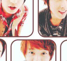 TVXQ Cute Pose Sticker