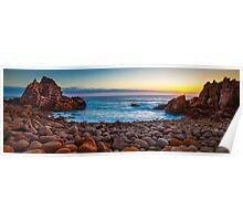The Pinnacle, Cape Woolamai, Phillip Island, VIC Poster