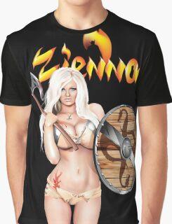 Zienna Graphic T-Shirt