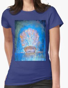"""Beths Flowers 1"" by Chip Fatula T-Shirt"