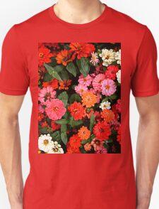 """Flowers 1""  Unisex T-Shirt"