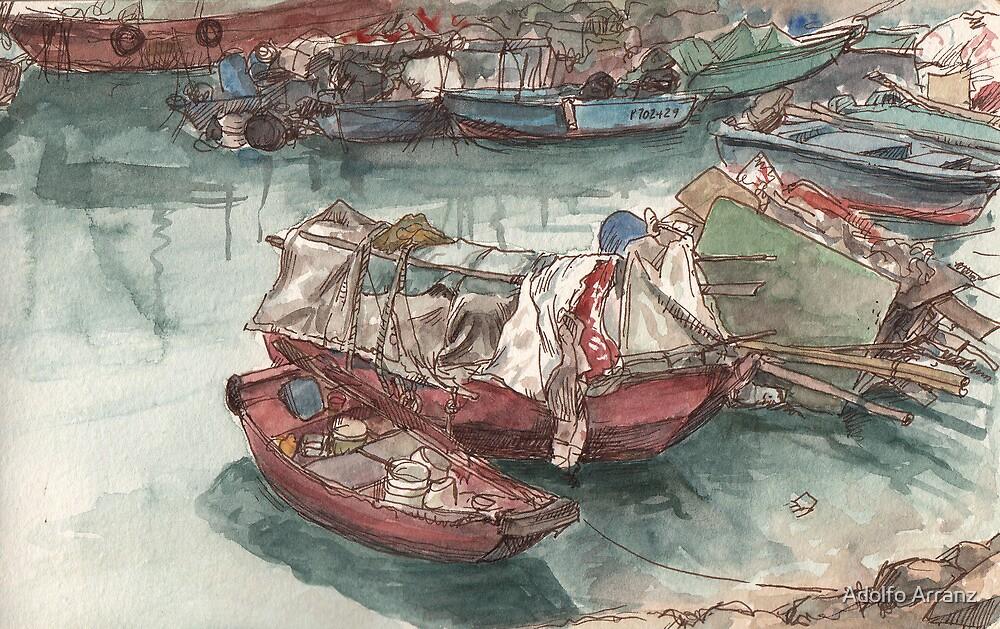 Yau Tong by Adolfo Arranz