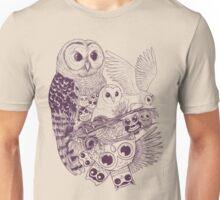 Owl Movement Unisex T-Shirt