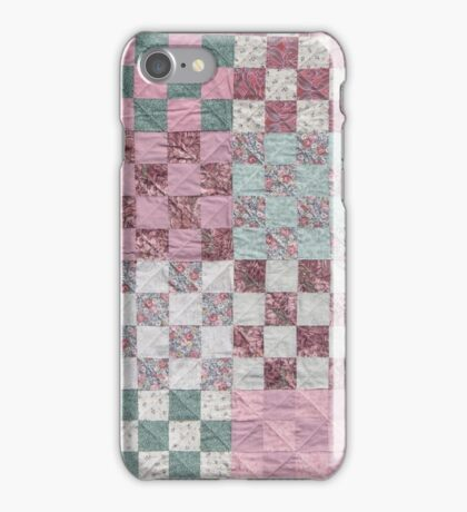 Desert Rose Squares iPhone Case/Skin