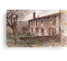 Camporredondo Canvas Print