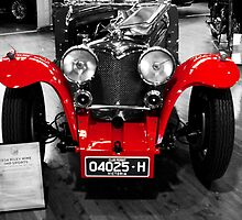 1934 riley by Steve Scully