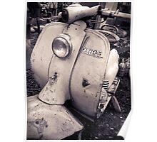 Lambretta 150 ld Poster