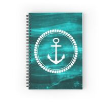 Magical Sea Anchor 2 Spiral Notebook
