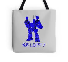 Mechs for Liberty Tote Bag