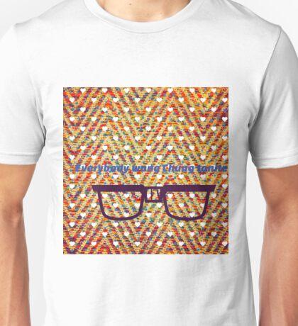 Everybody Wang Chung Tonite Unisex T-Shirt