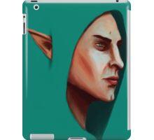 Hooded Solas iPad Case/Skin