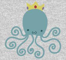 Princess Octopus Kids Clothes