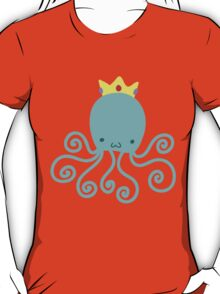 Princess Octopus T-Shirt