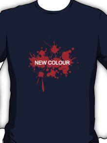 New colour T-Shirt