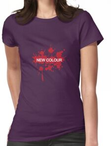 New colour Womens Fitted T-Shirt