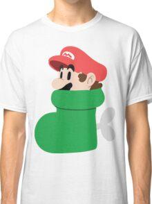 Boot Mario Classic T-Shirt