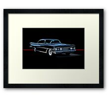 1959 Oldsmobile Custom Framed Print