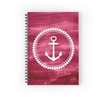 Magical Sea Anchor 4 Spiral Notebook