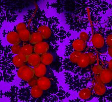 Grape Collection-1 by Tamarra